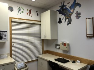 Superhero Room 1